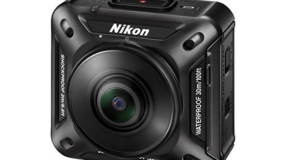 recensione nikon keymission 360 action camera 360 gradi