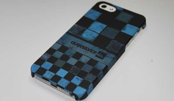 Cover Custodia Per iPhone 5 QuickSilver Proporta Blu