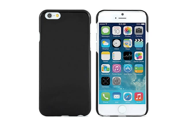 Cover Posteriore Per iPhone 6 Nera: Proporta High Gloss