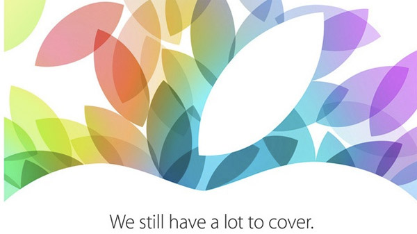 evento apple 22 ottobre 2013