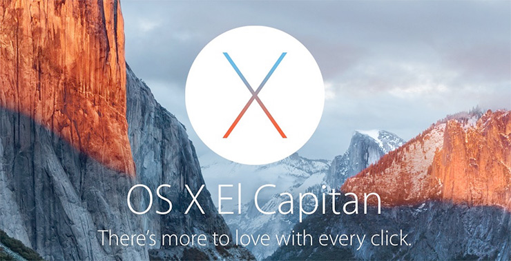Novità OS X El Capitan: Disponibile Per il Download