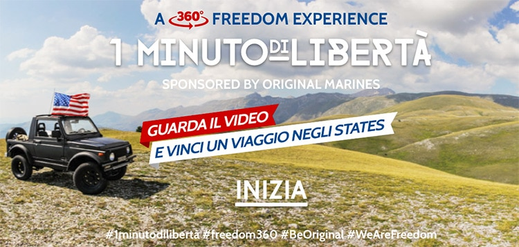 Original Marines: La Libertà a 360 Gradi in 60 Secondi?