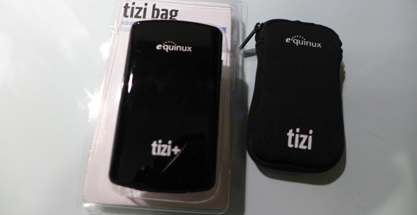 Tizi Bag per Tizi Plus - Custodia per Ricevitore Tv