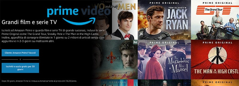 Prime Video Bounty Party