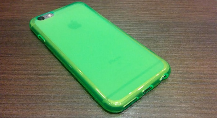 custodia fluo iphone 7